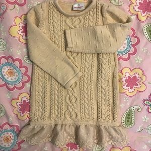 Hanna Andersson girl's dress - NWOT